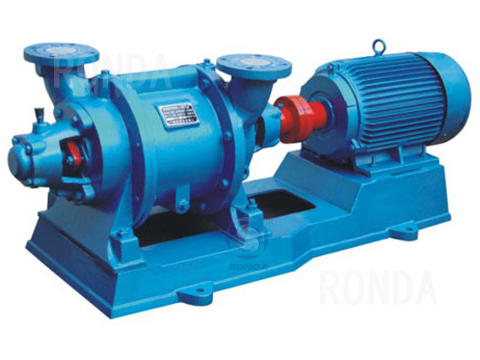 SZ single stage water ring vacuum pump
