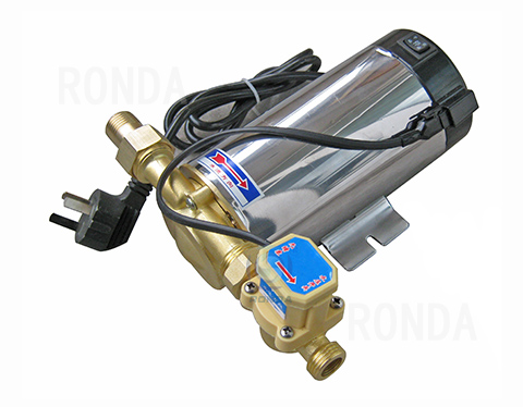 GR water pressure booster household pump with pressure switc